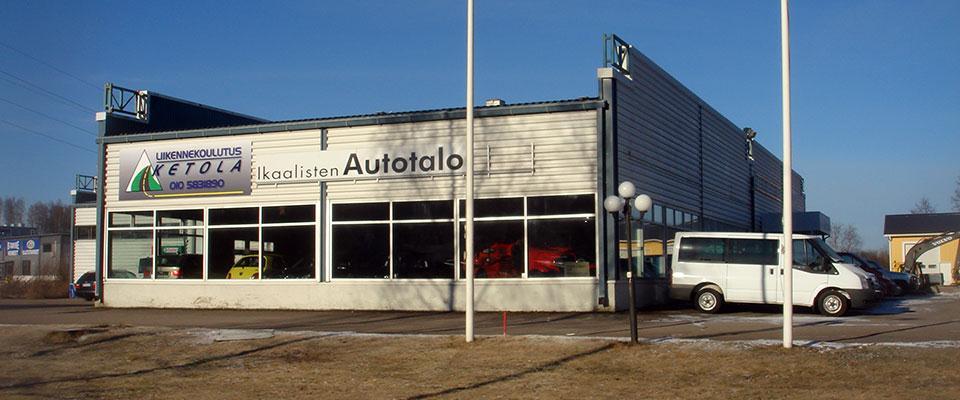Ikaalinen autotalo