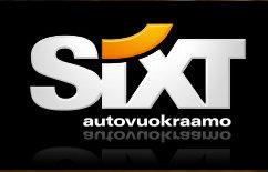 Sixt-Autovuokraamo