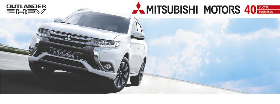 Mitsubishi varaosat forssa