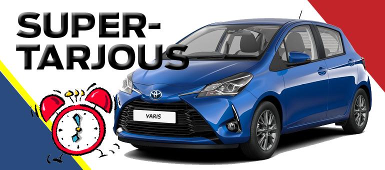 Toyota Jousto Kokemuksia