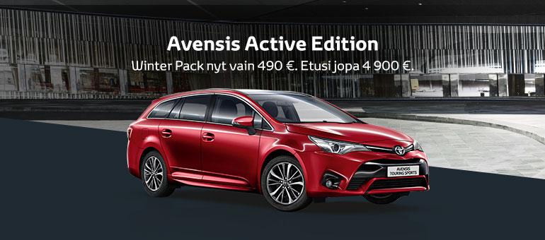 Toyota maahantuoja yhteystiedot