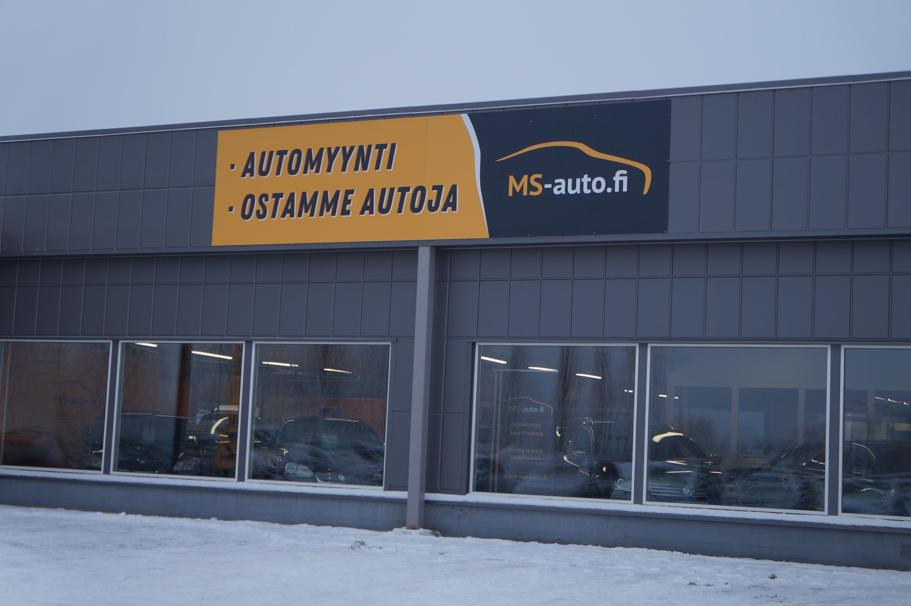 MS-Auto MS-Auto.fi, Imatra