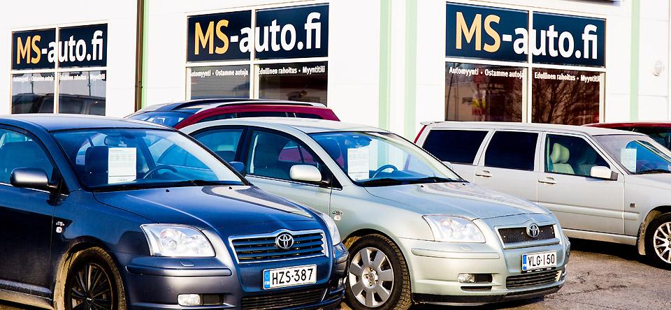 MS-Auto Lappeenranta Leiri