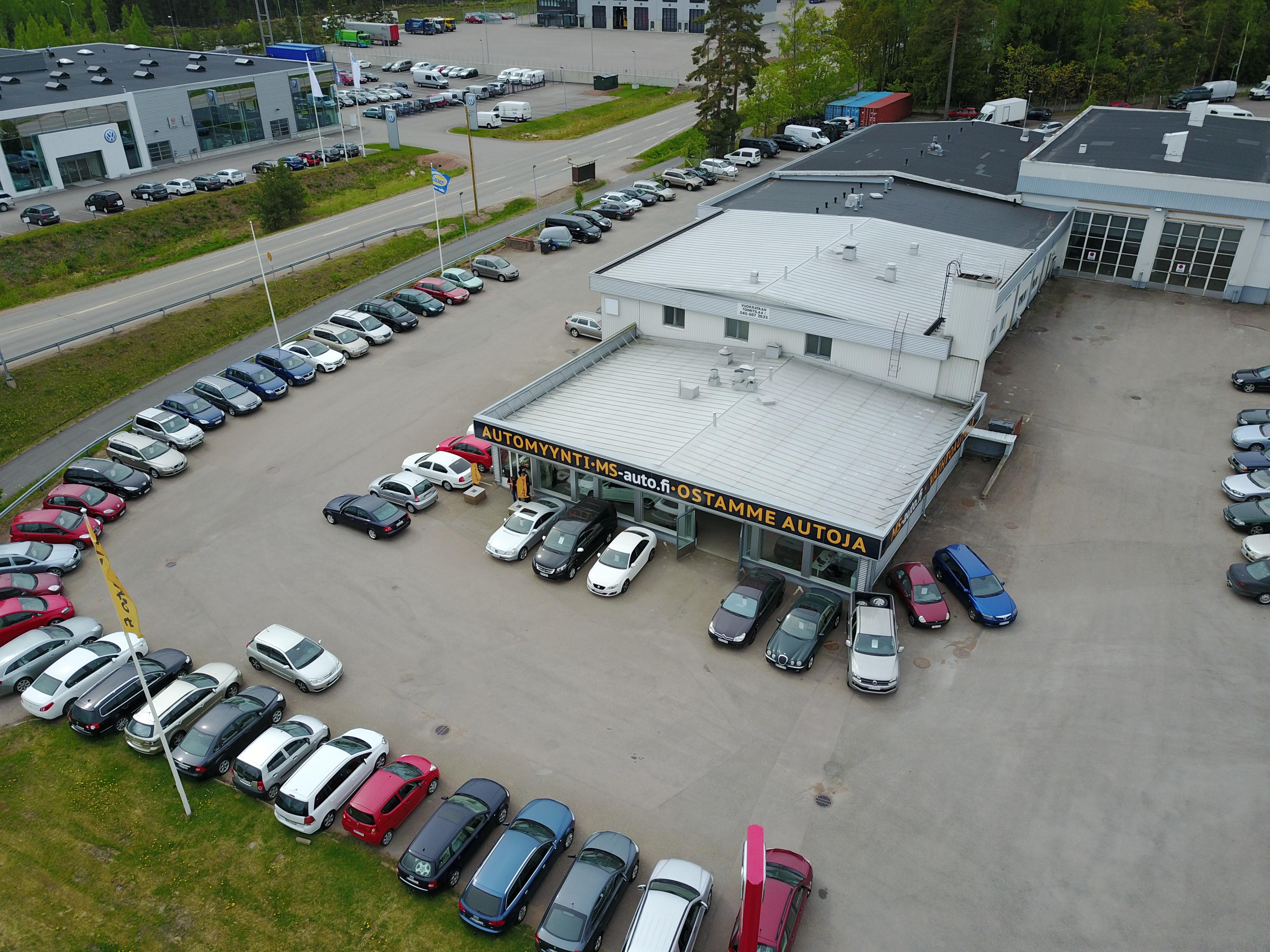 MS-Auto Kotka