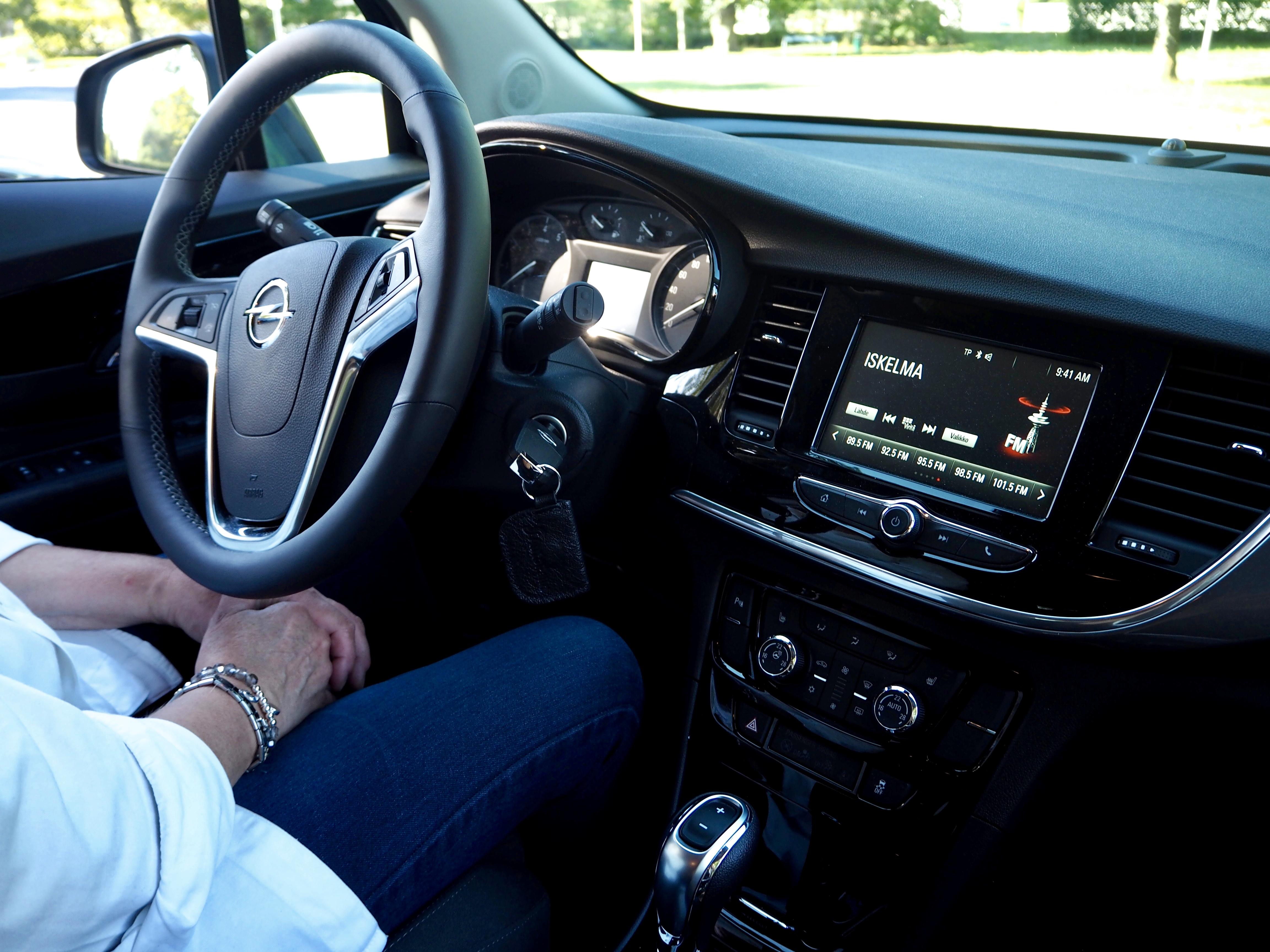 AutoPalin Oy – Opel Mokka
