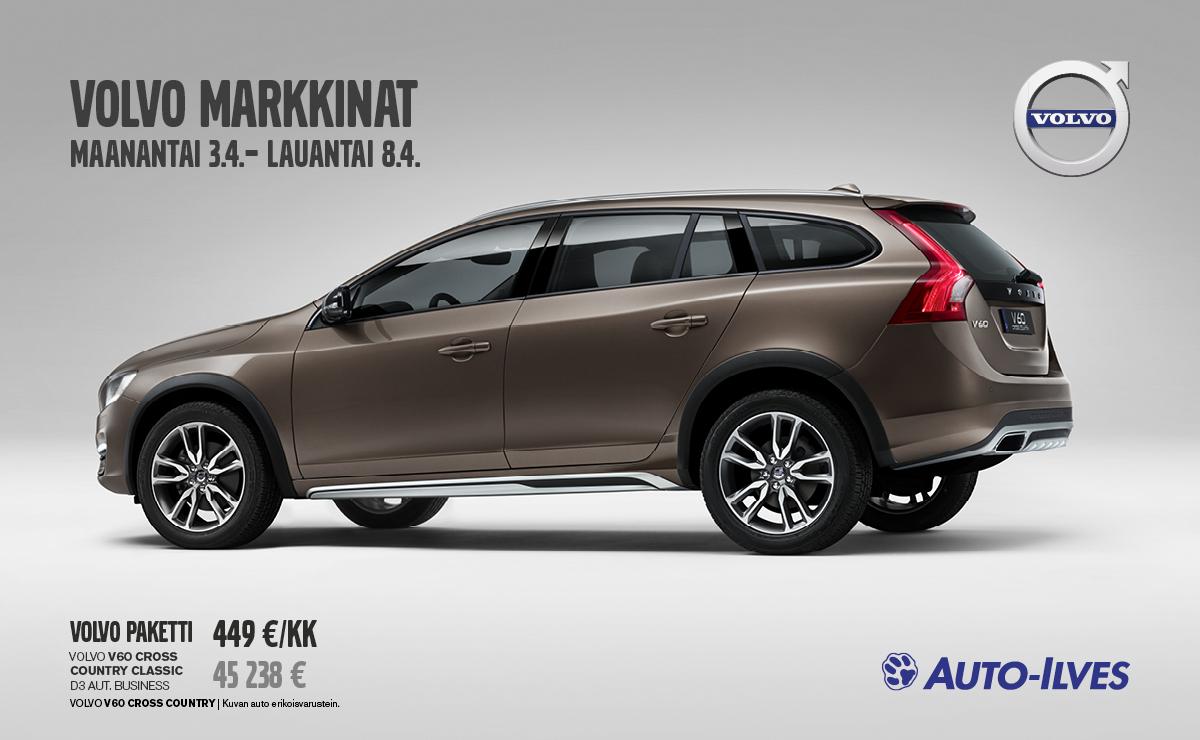 Volvo Markkinat
