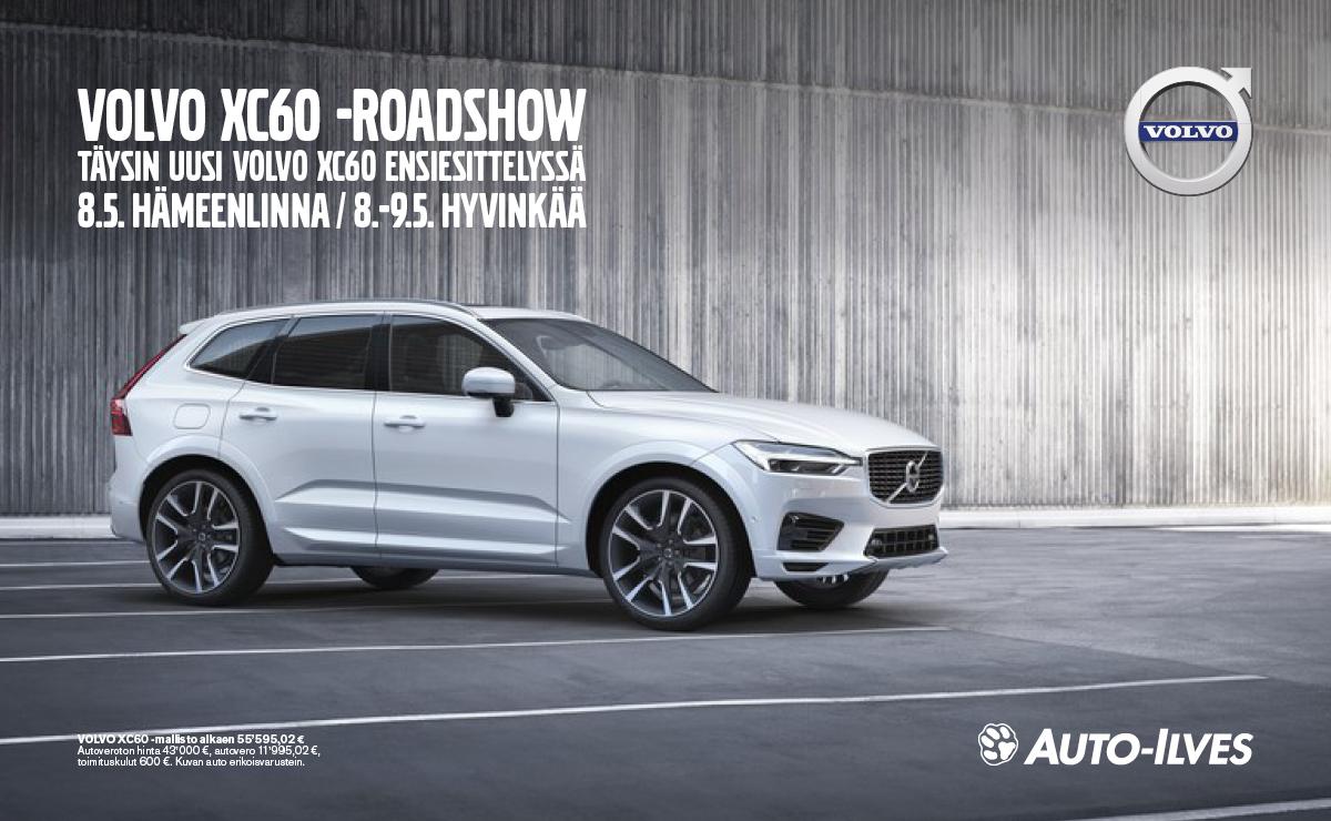 Volvo XC60 Roadshow