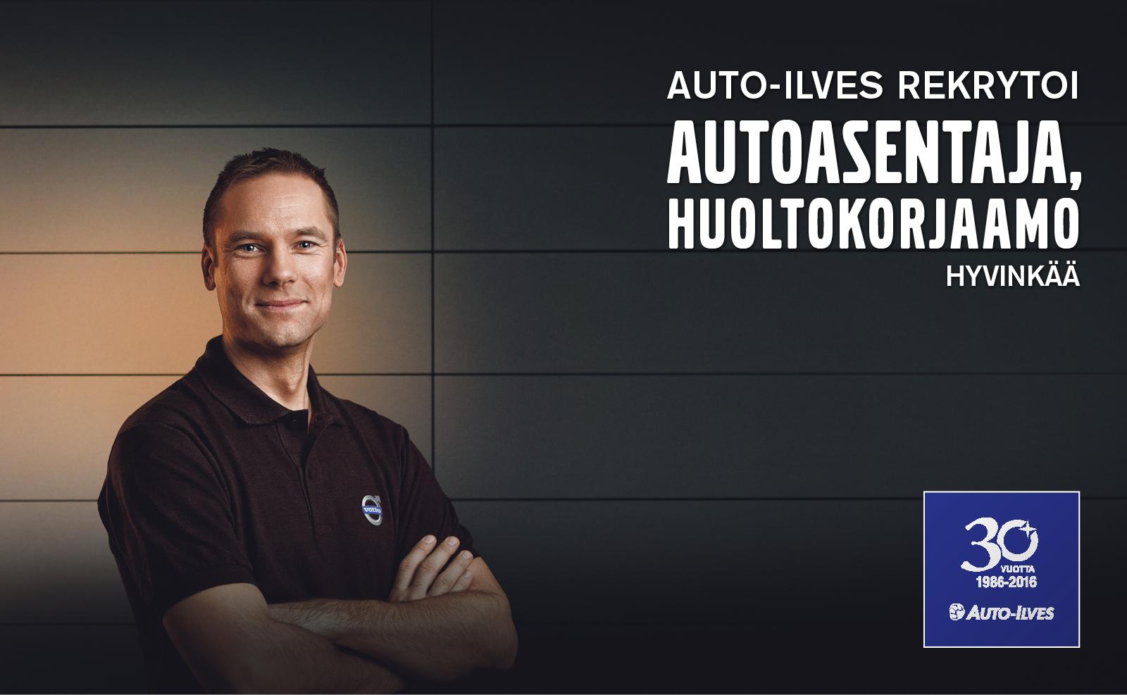 Autonasentaja Hyvinkää 071216