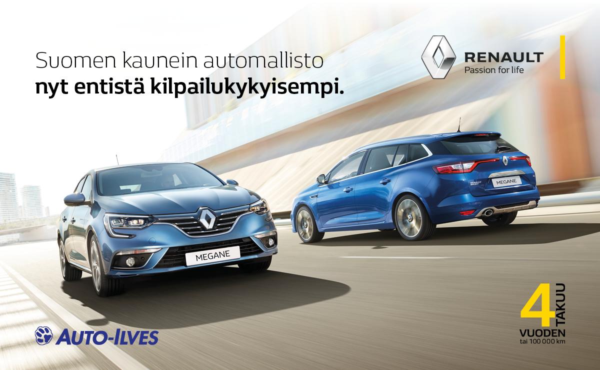 Suomen kaunein automallisto nyt entistä kilpailukykyisempi