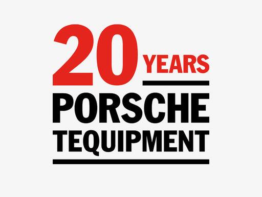 Porsche Tequipment 20v juhlavuosi. Ajonautinto jälkiasennettuna