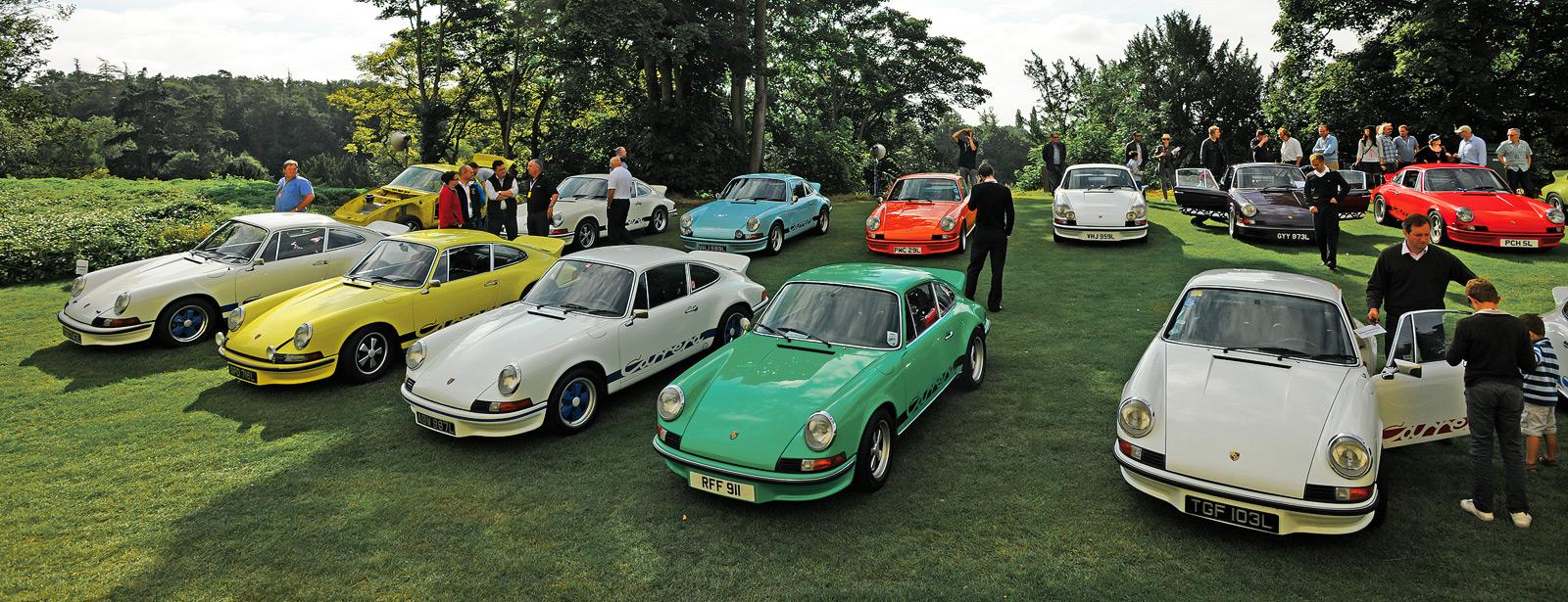 Kansainvälinen Porsche Club toiminta