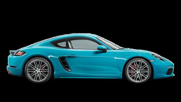 Porsche 718 718 Cayman S