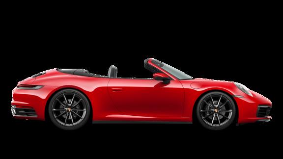 Porsche 911 911 Carrera Cabriolet