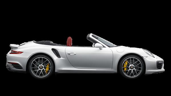 Porsche 911 911 Turbo S Cabriolet
