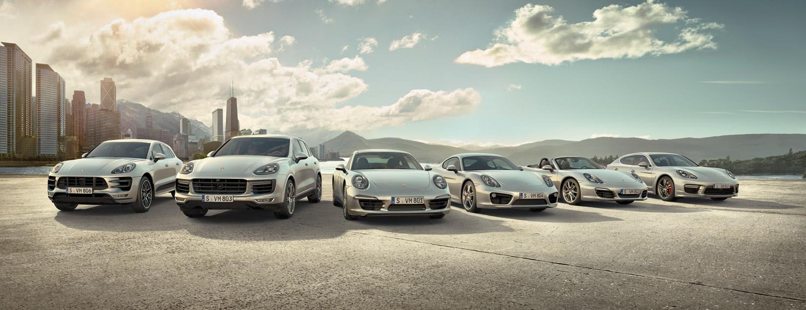 Porsche Assistance