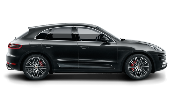Porsche Macan Macan Turbo Performance Package