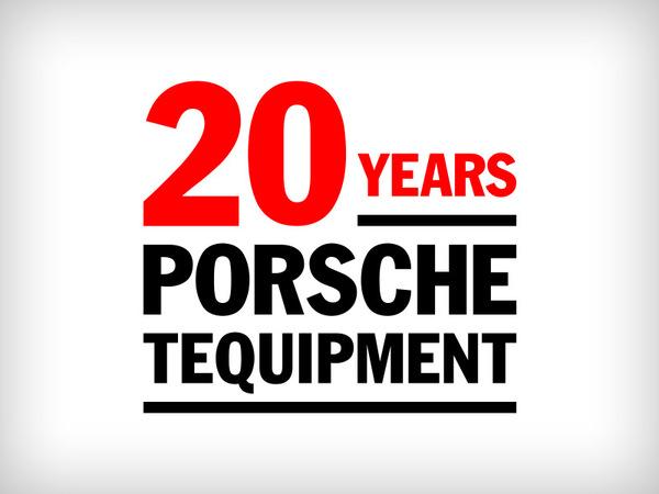 Porsche Tequipment täyttää 20 vuotta