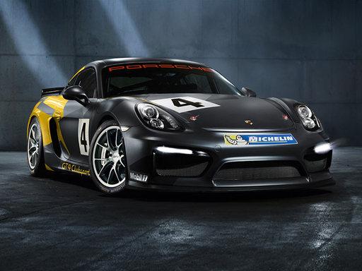 Uusi Cayman GT4 Clubsport. Kapinalliset ajaa kovempaa.