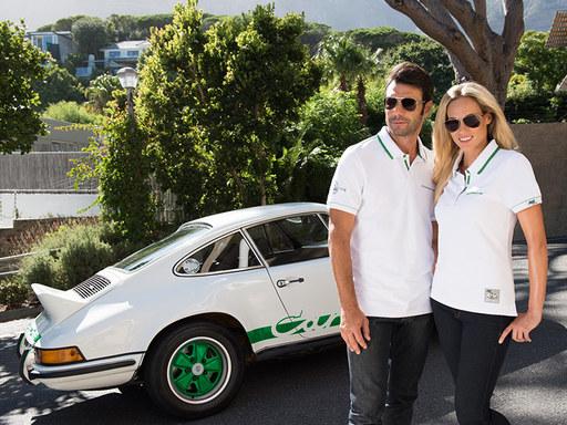 Porsche Driver's Selection.