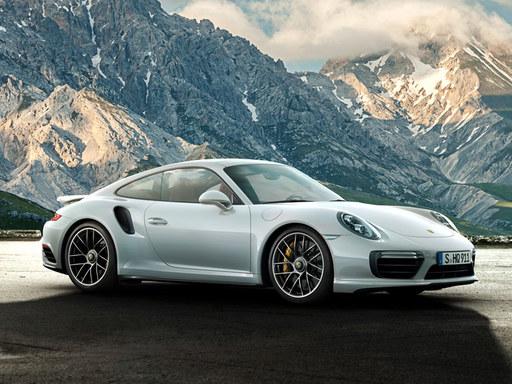 Tehoa. Läsnäoloa. 911 Turbo.