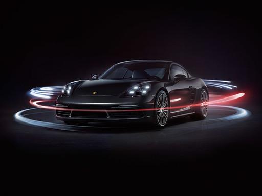 Säteilevää voimaa. Porschen valojärjestelmät.