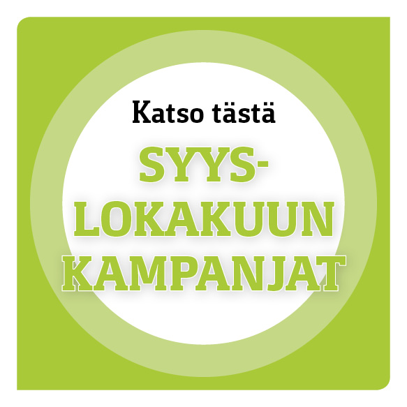 Syys-lokakuun kampanjat
