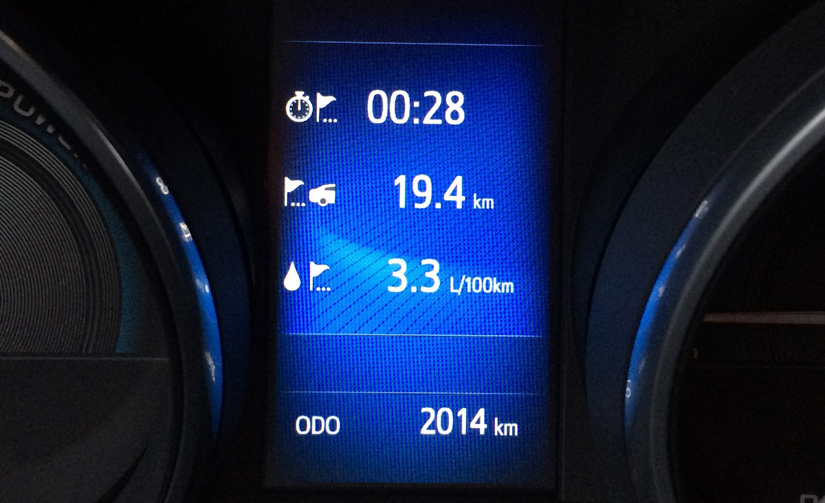 Toyota avensis 1 6 kulutus