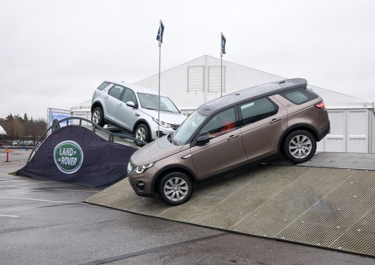 Auto 2016 - lisää koeajoja, vuoristorata ja Opel OnStar