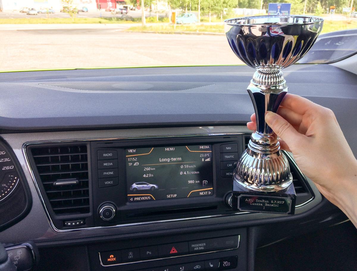 Illalla olin voittaja, aamulla enää toinen - AKU EcoRun 9.7.2017