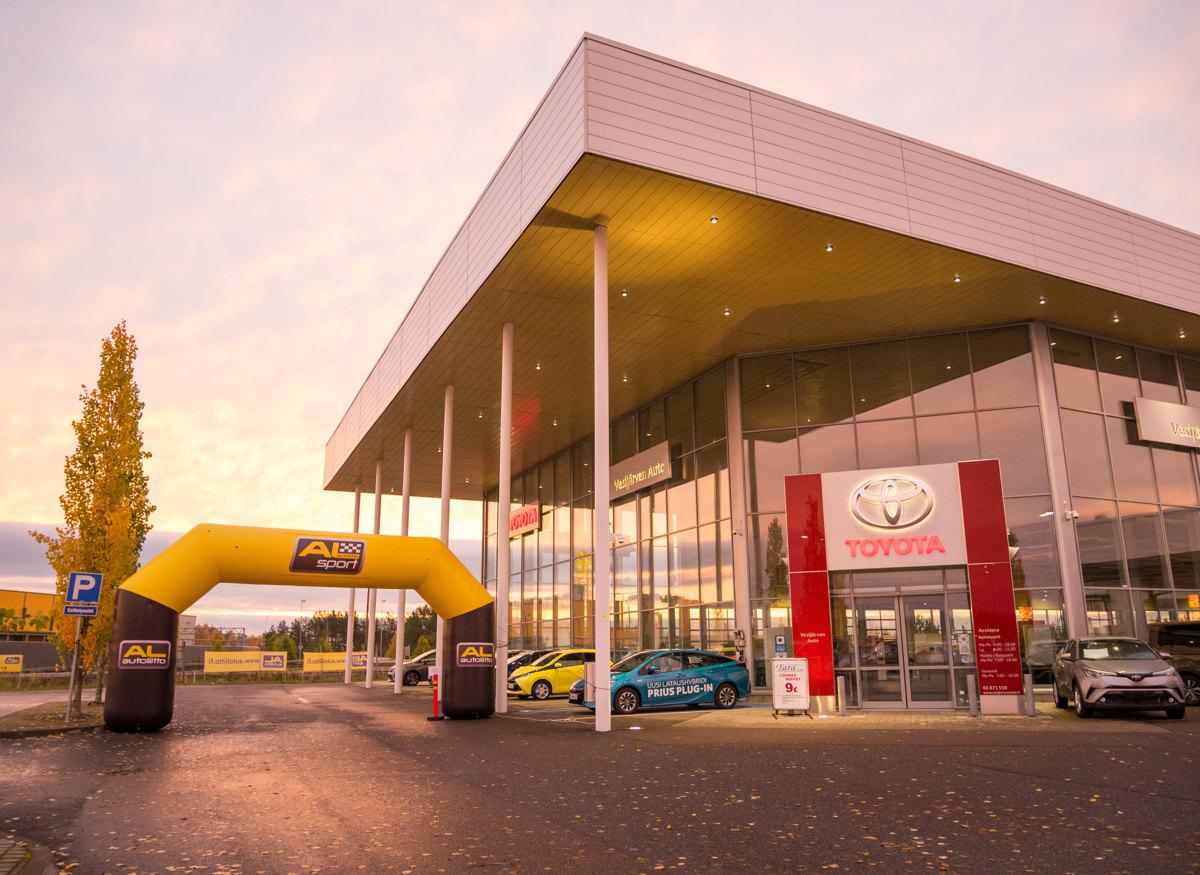 Toyota Ecorun - uudenlainen taloudellisuusajokilpailu