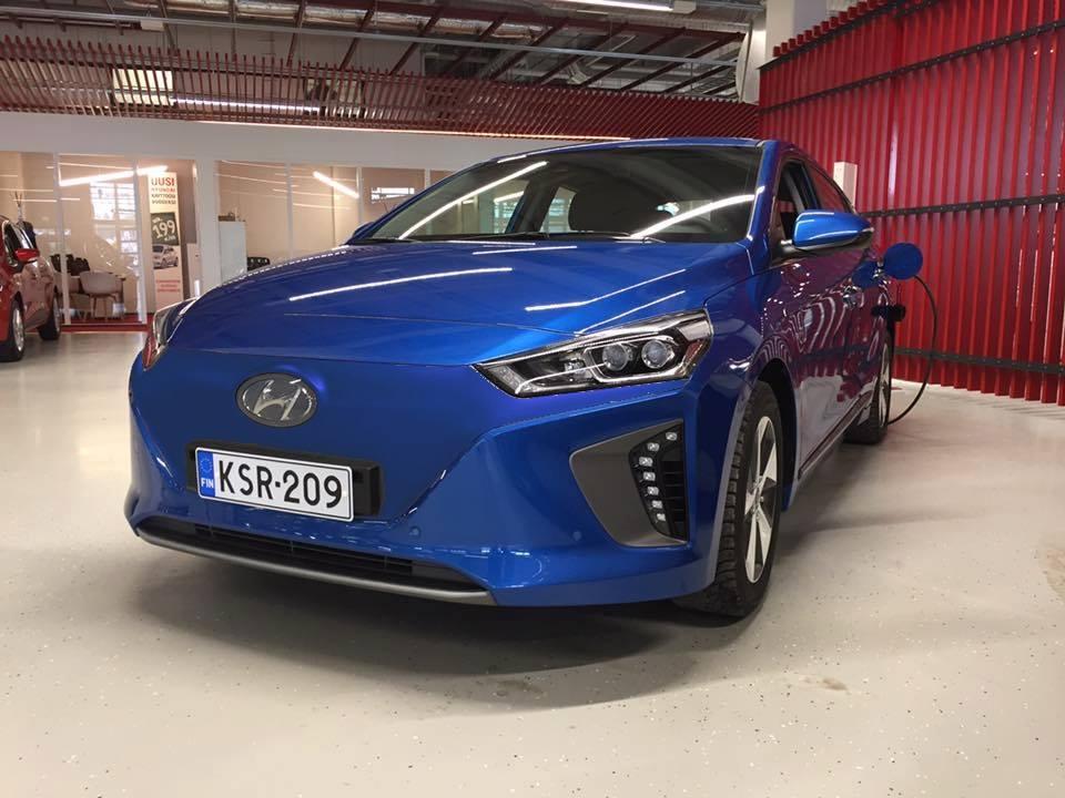 Ekologista auton ostamisen suunnittelua vuonna 2019 Vol4