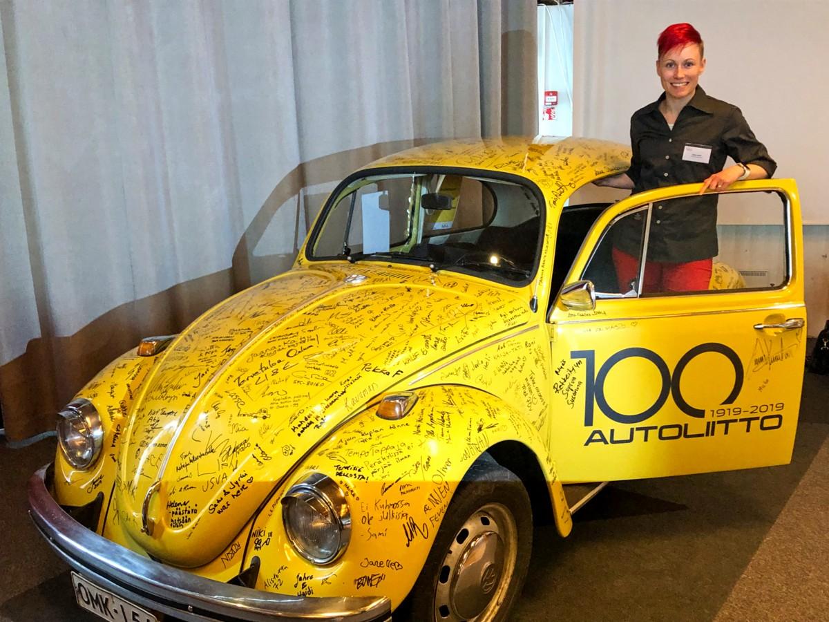Autoliiton AL 100 juhlaliittopäivät