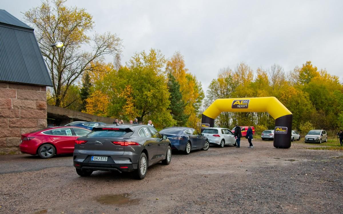 Mikä sähköauto on taloudellisin? Espoo EV Challenge 12.10.2019