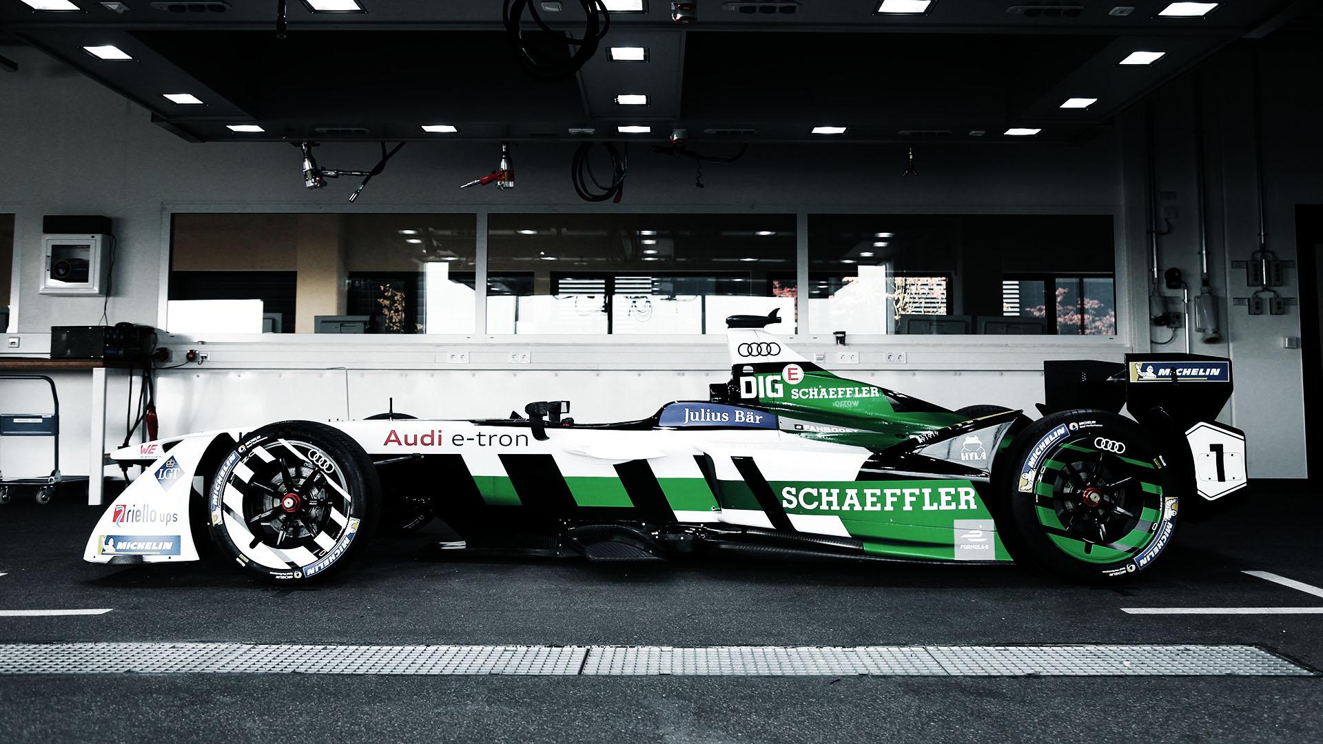 Audi mukaan Formula E -sarjaan e-tron autollaan