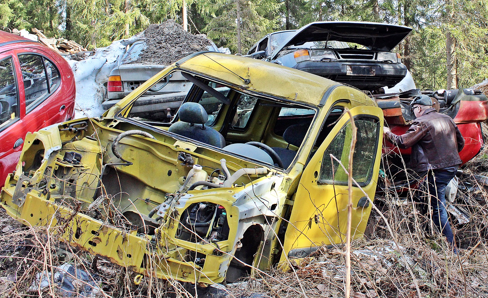 Seitsemän autoilun kuolemansyntiä - himo