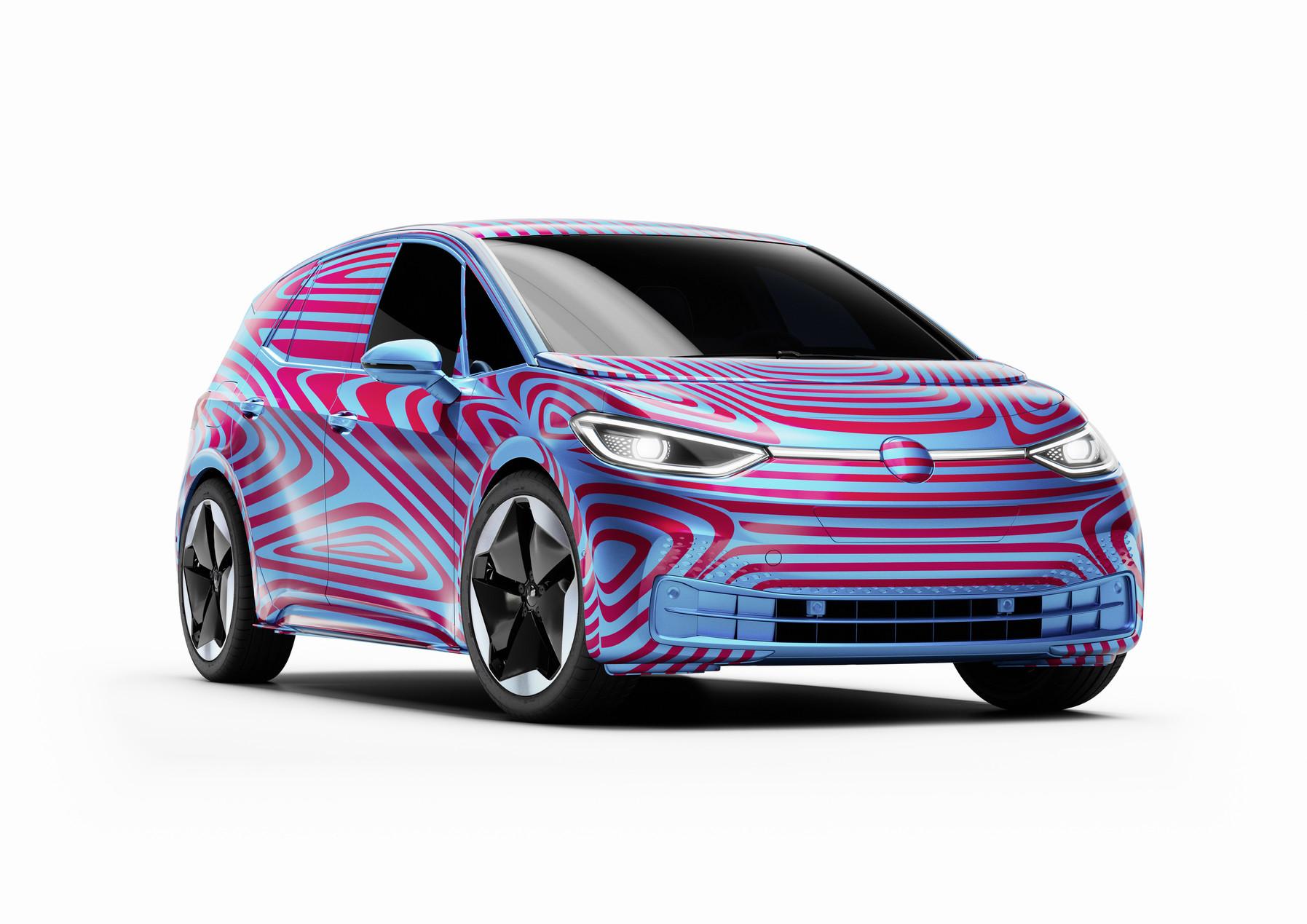 Volkswagenin edullisen ID3 First Edition -sähköauton varauskirja on nyt auki