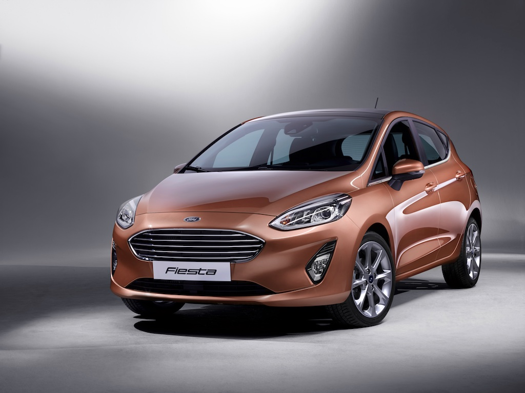 Uusi Ford Fiesta Titanium