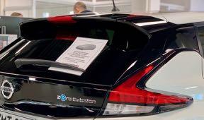 Ekologista auton ostamisen suunnittelua vuonna 2019