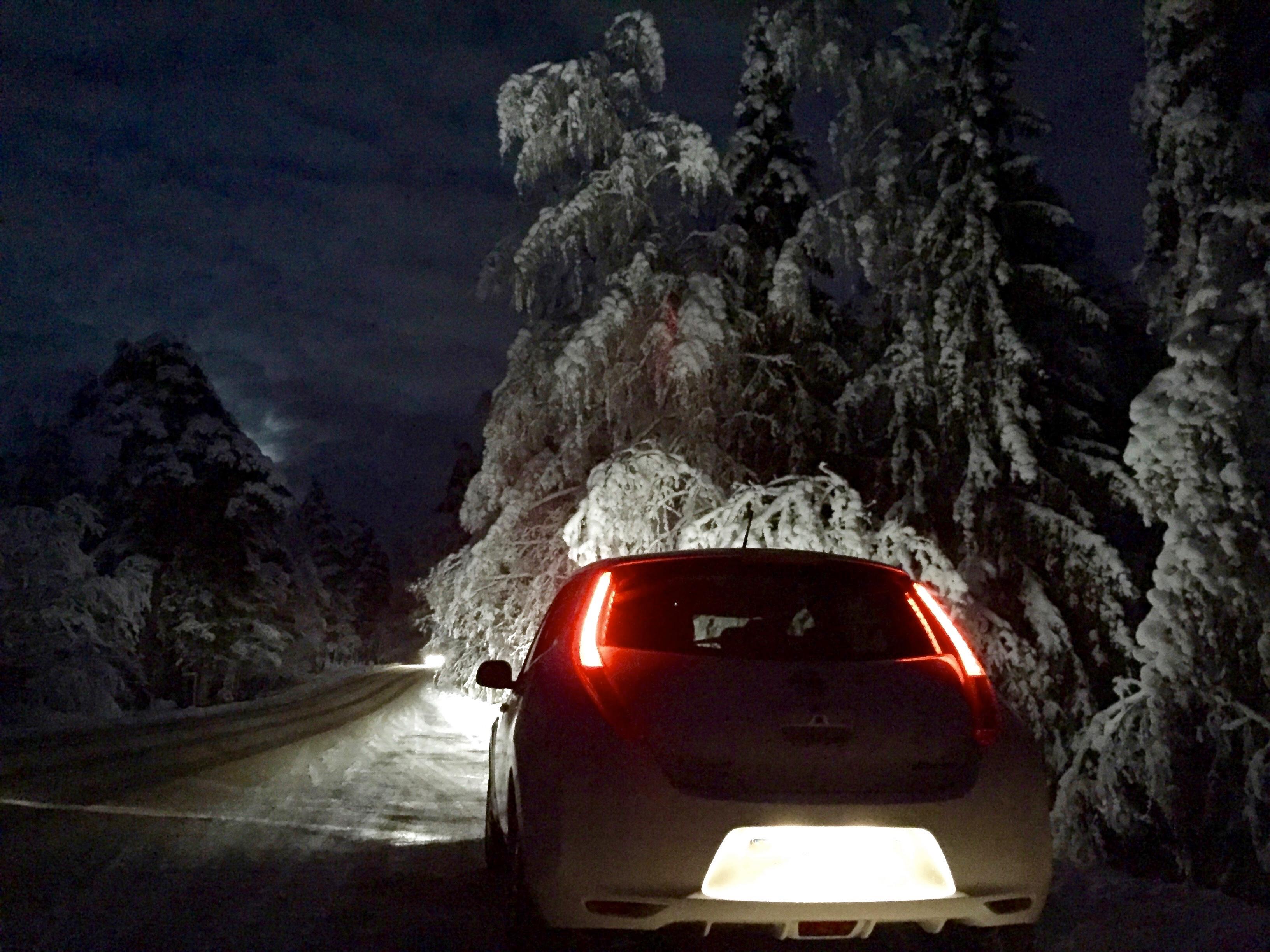 Talvi ei yllättänyt taaskaan sähköautoilijaa