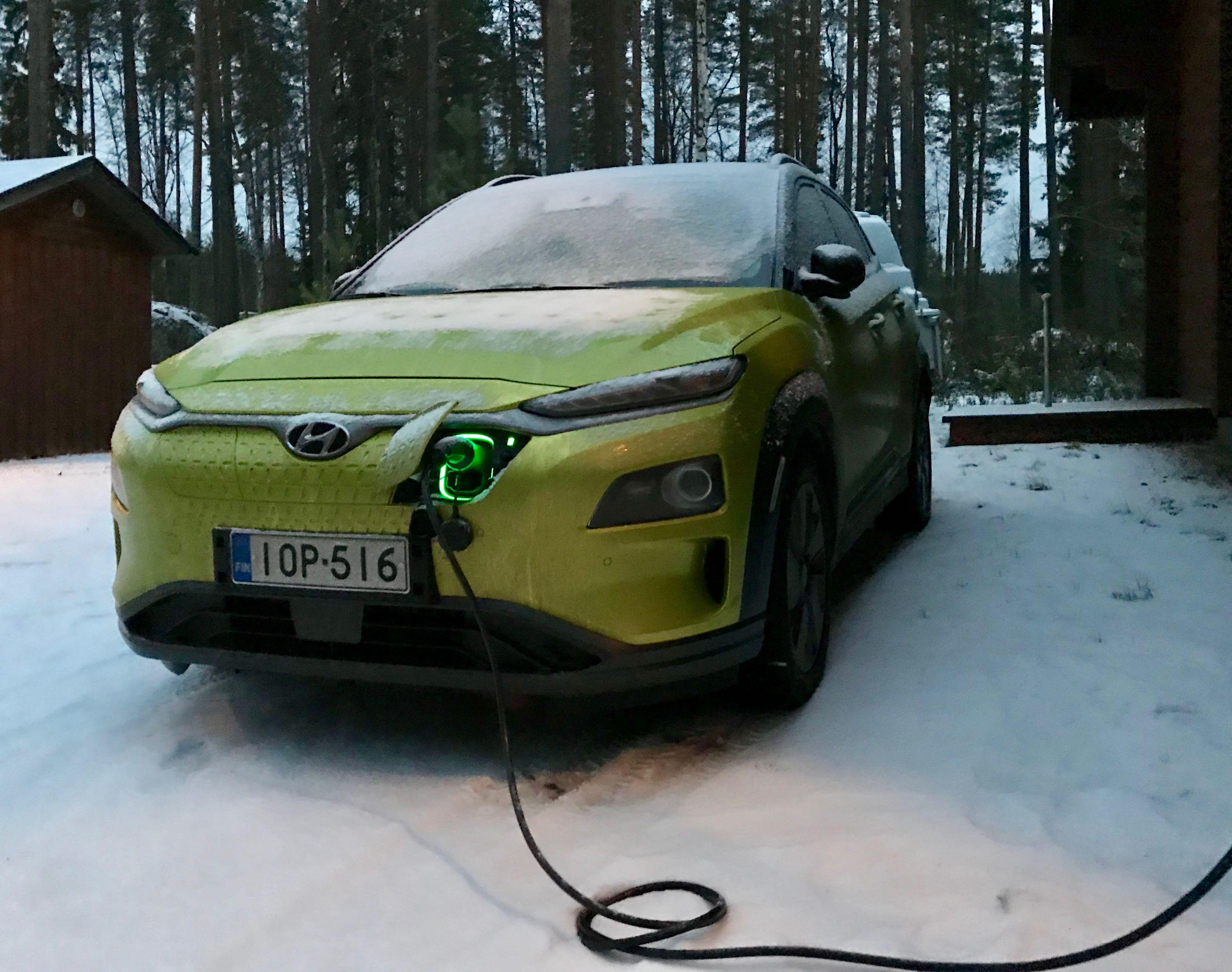 Sähköautoilun vuosi 2018 Suomessa