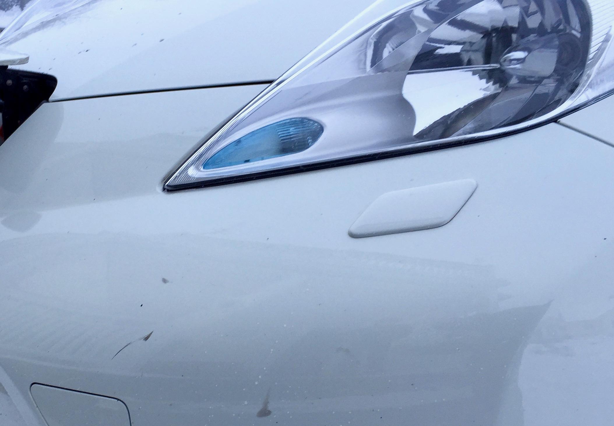 Myydään käytetty sähköauto