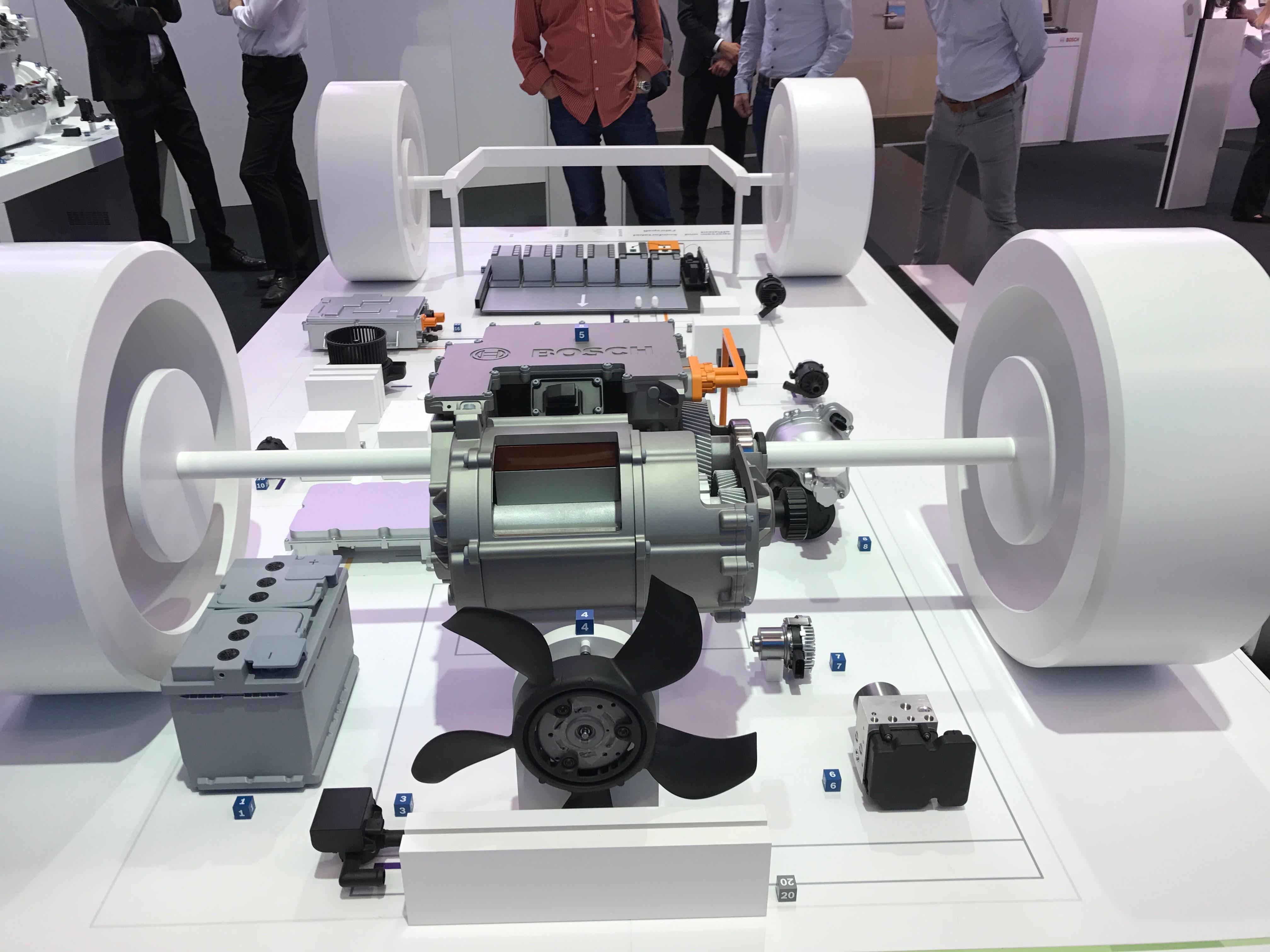 Frankfurt IAA2017 Sähköautoilevan motoristin silmin (yhteenveto)