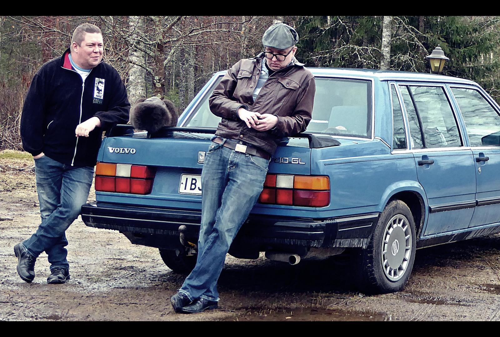 Wickholmin Volvolla
