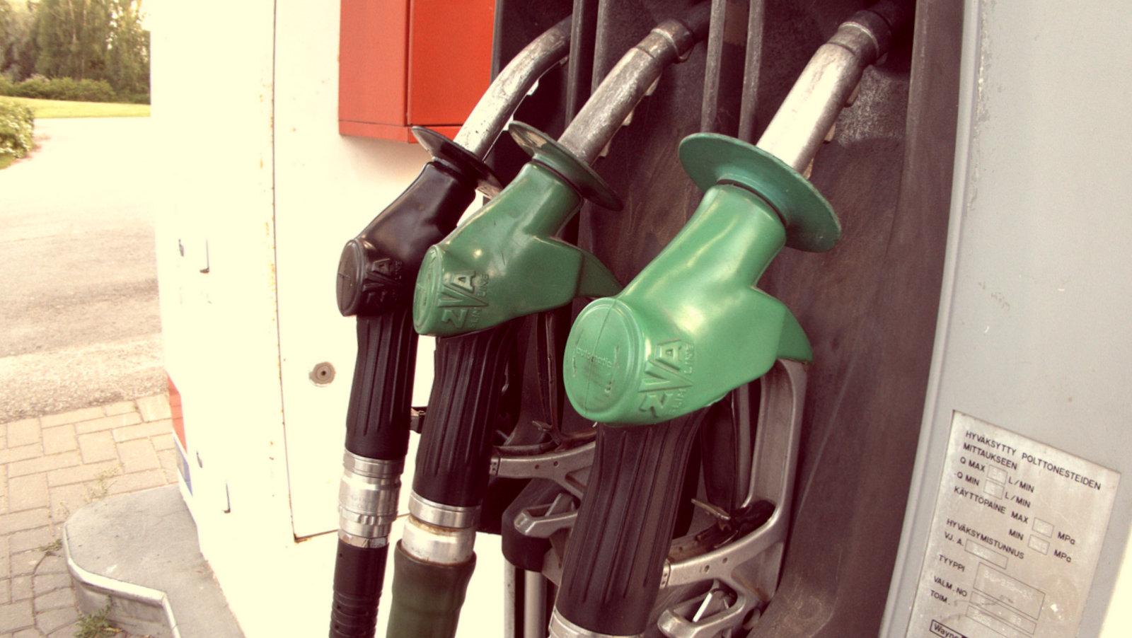 Tipaton Jämsä - miksi bensa-asemalta ei löydy etanolibensaa
