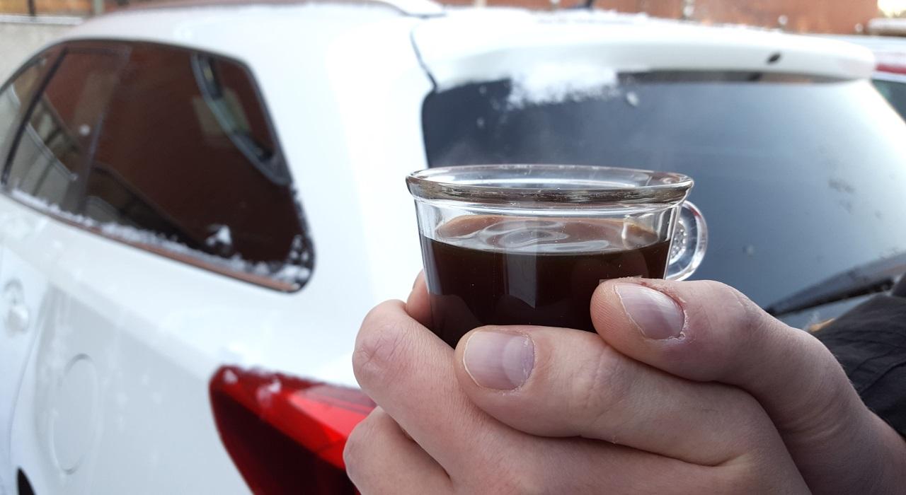Miten kahvia muka voi myydä netissä eikä kahvilassa?