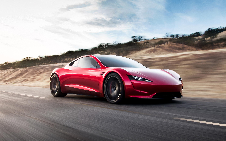 Uusi Tesla Roadster lyö maailmanennätys lukemat sähköautoille