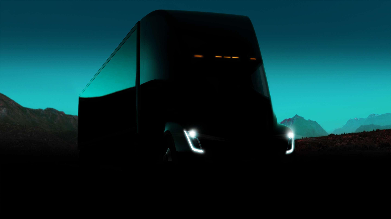 Tesla Semi on mullistava kokonaisuus