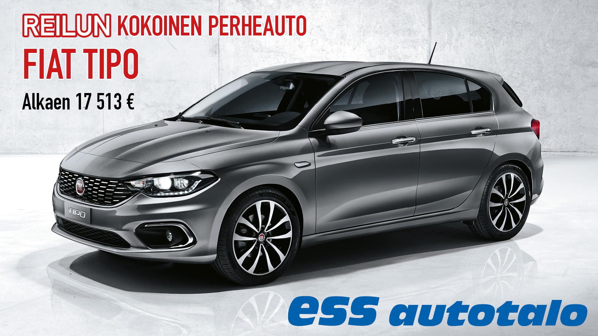 ESS Autotalo